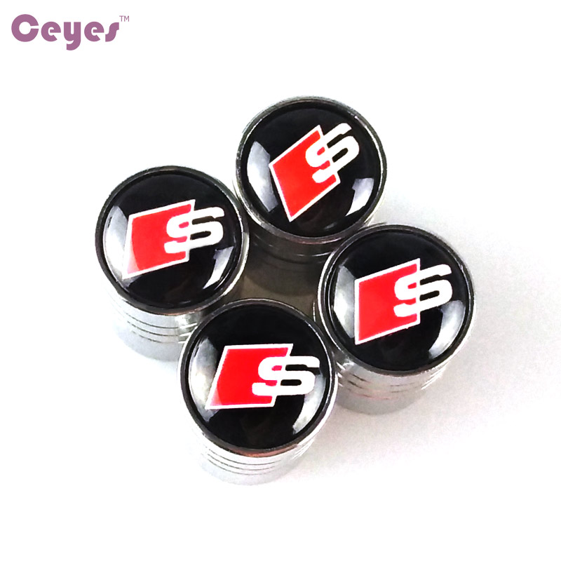 Ceyes Auto Car Styling Car Stickers Emblems Badge Case For