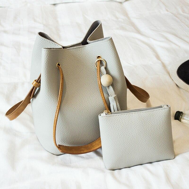 Bolso de la borla para las mujeres Famous Brand Designer Bag Ladies - Bolsos - foto 3