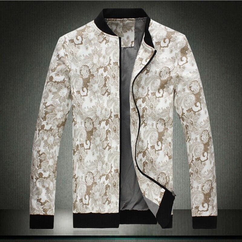 c0b92de6a Caliente! la nueva primavera de moda de gran tamaño flor rota de cultiva su  chaqueta de ocio moralidad