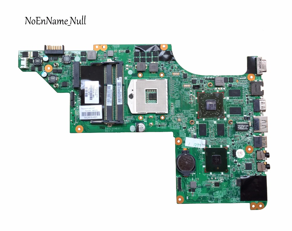 630278-001 615278-001 darmowa wysyłka do HP DV6 DV6T płyta główna 592816-001 DA0LX6MB6H1 płyty głównej płyta główna 100% pracy obietnica jakości szybka