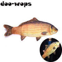 Appearing Fish (130cm,Large) Magic Tricks Fish Appear From Bag Magia Magician Stage Illusions Gimmick Props Mentalism 2018 New