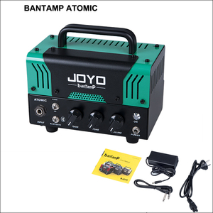 Image 5 - JOYO Electric Bass Guitar Amplifier Tube Built in Multi Effects Mini Speaker Bluetooth banTamP 20W Preamp AMP Guitar Accessories