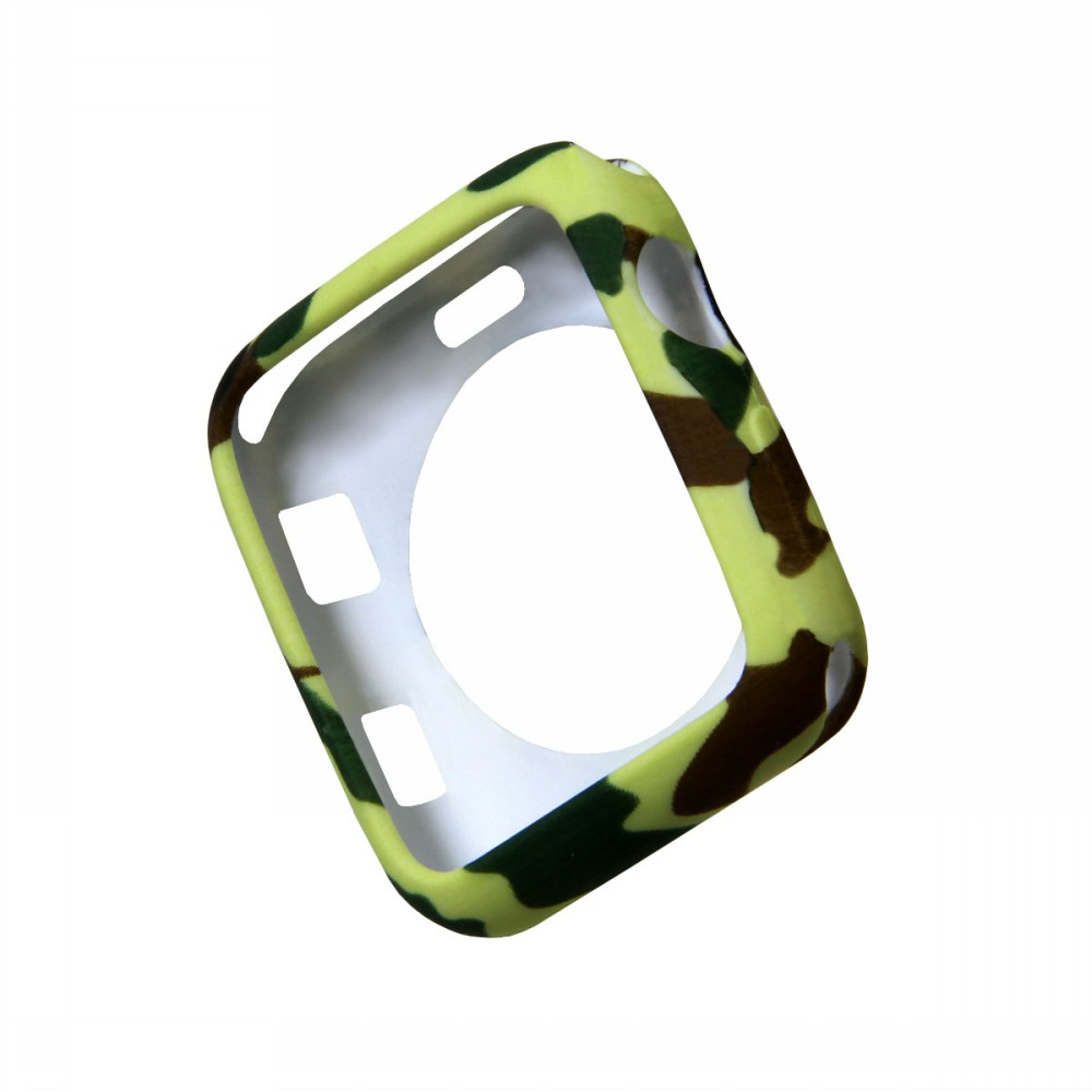 Camouflage Soft Case for Apple Watch 54