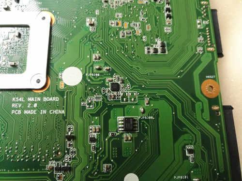 K54L 2,0 подходит для asus K54L X54L X54H Тетрадь материнская плата HM65 PGA989