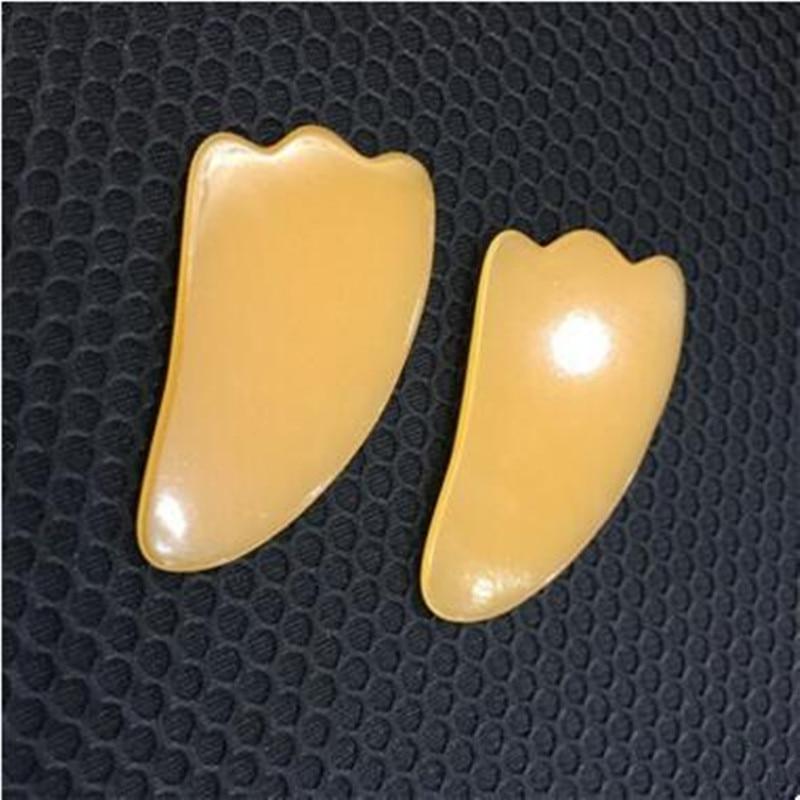 Scraping sheet honey wax scraping sheet 1Pcs Gua Sha Board Face Body Care Scraping SPA Mas