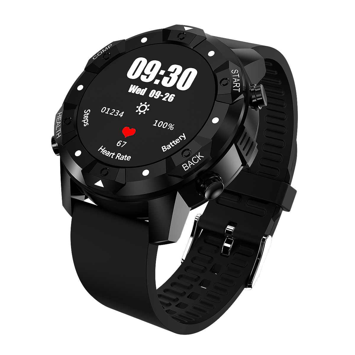 Itek Sport 3G SIM GPS Wifi Smart Watch 1GB+16GB IP67 Waterproof Smartwatch Support Heart Rate Monitor Passometer For Android iOS w308 android 3g smartwatch heart rate tracker smart watch support sim wifi gps g sensor smartwatches for android ios smartphone
