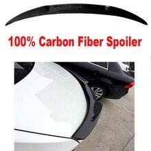 Универсальный Спойлер для BMW E93 M1 M3 M4 углеродного волокна M4 Стиль 3 серии E93 углеродного волокна задний спойлер заднего крыла 2 клип-двери режимов