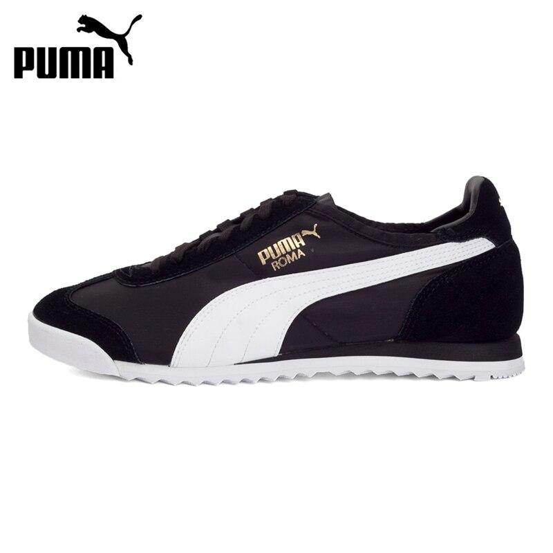 Original New Arrival 2017 PUMA Roma OG Nylon Men S Running Shoes Sneakers