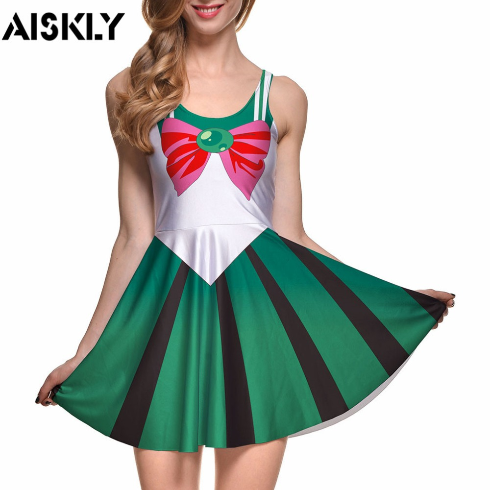 Sailor Moon Dresses for Women