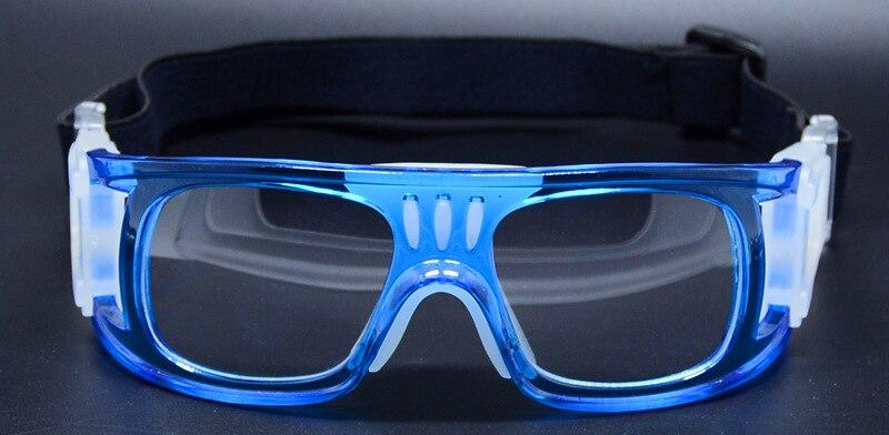 Eagwoo Enfants sports de plein air de basket-ball football volley-ball de  tennis lunettes de soleil lunettes lunettes miroir cadre objectif myope e4cbc685cdf0