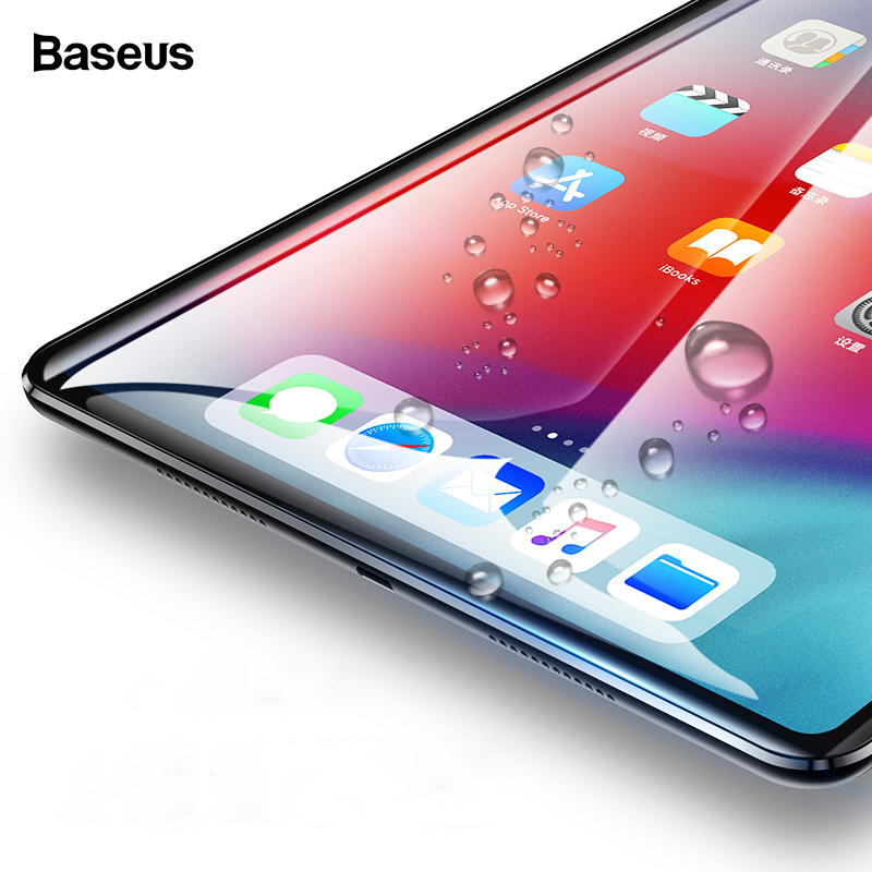 Baseus Screen Protector For IPad Pro 11 12.9 Inch Protective Tempered Glass For Apple IPad Pro 12.9 11 2018 Screen Protection