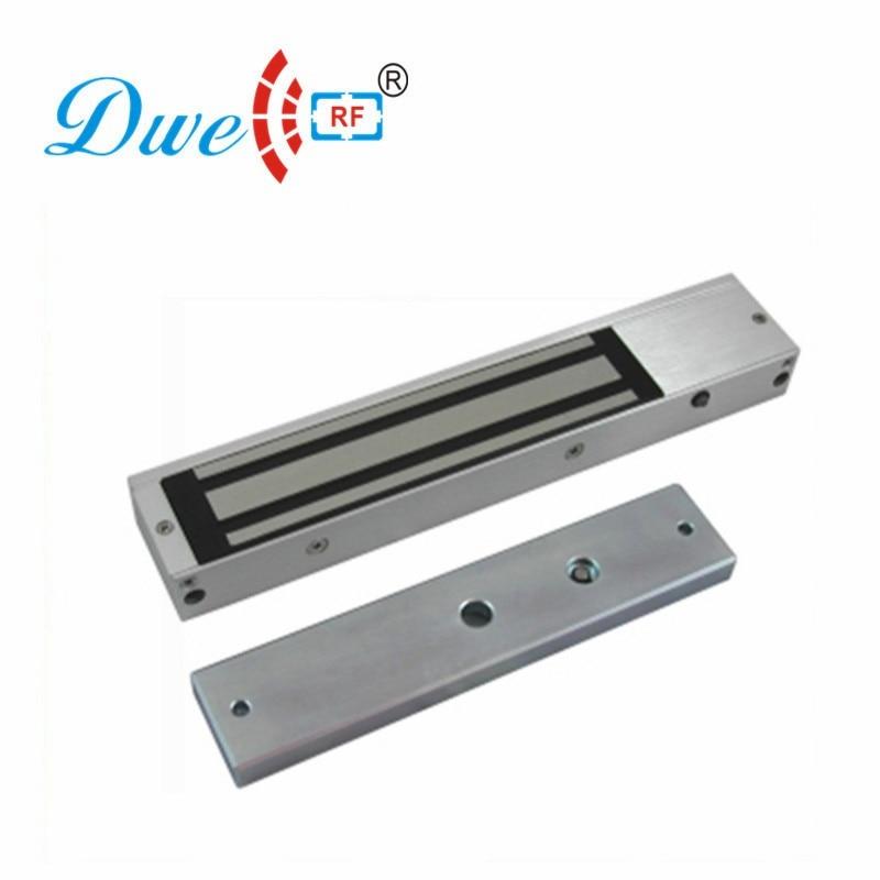 DWE CC RF Access Control Kits 280KG Magnetic Lock for Glass Door Electric Lock with 280KG Lock Bracket DW-280