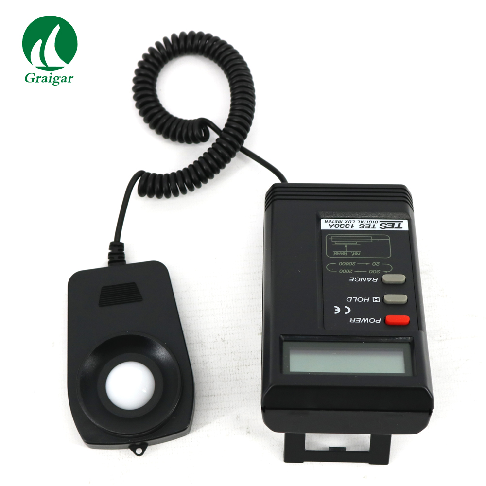 TES-1330A High Accuracy Digital Luminance Meter Display 3 1/2 digit LCDTES-1330A High Accuracy Digital Luminance Meter Display 3 1/2 digit LCD