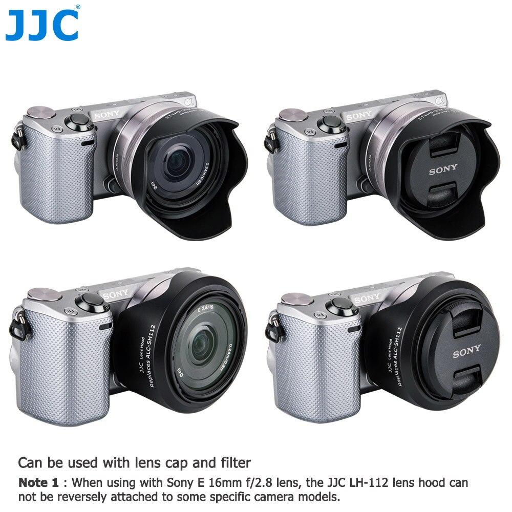 Lens Hood Universal 49mm black for Sony E 35 mm 1.8 OSS
