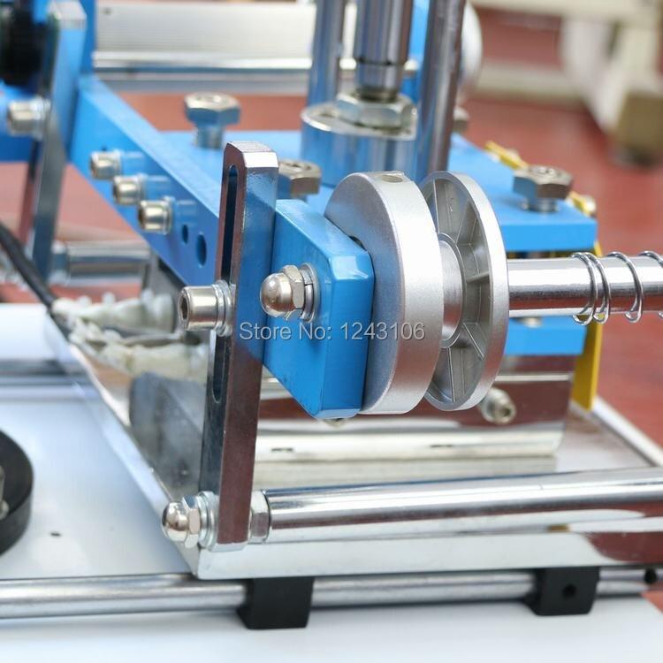 ZY-819H αυτόματη μηχανή σφράγισης, δέρμα - Τέχνες, βιοτεχνίες και ράψιμο - Φωτογραφία 3