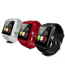 Top Bluetooth smart watch U8 PK A1 dz09 Wrist Watch for For Phone SE/6/6S/7/8/X Sam sung S4/Note/S6 HTC Android Phone Smartwatch(China)