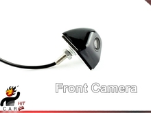 Вид спереди Парковочная Камера для монитору Автомобиля-доказательство Воды