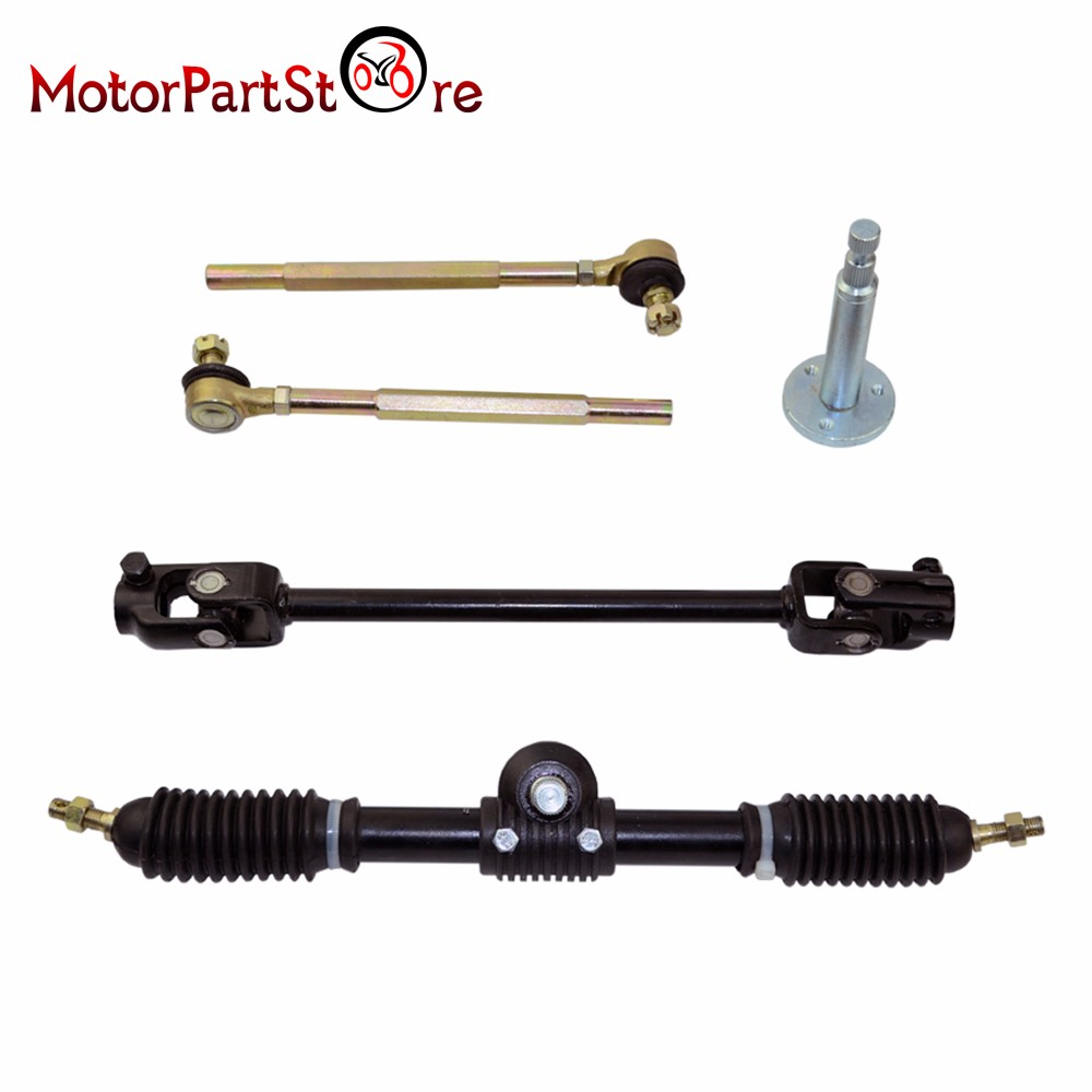 Steering Wheel Parts for 110cc Go Kart Karting ATV Motor Accessories Motorcycle Accessories * цена и фото