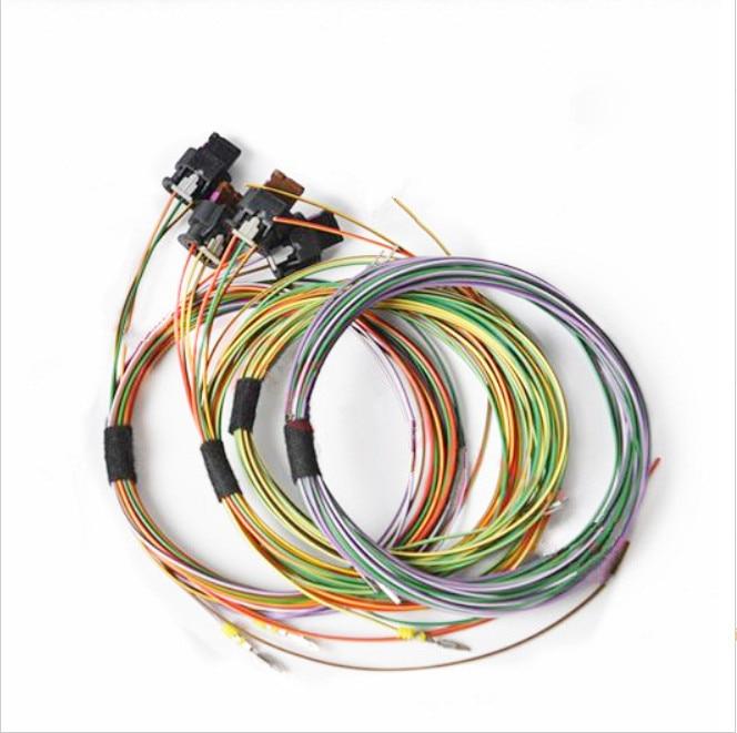 For VW Passat b8 Original 8K Upgrade 12K PLA Wire Cable