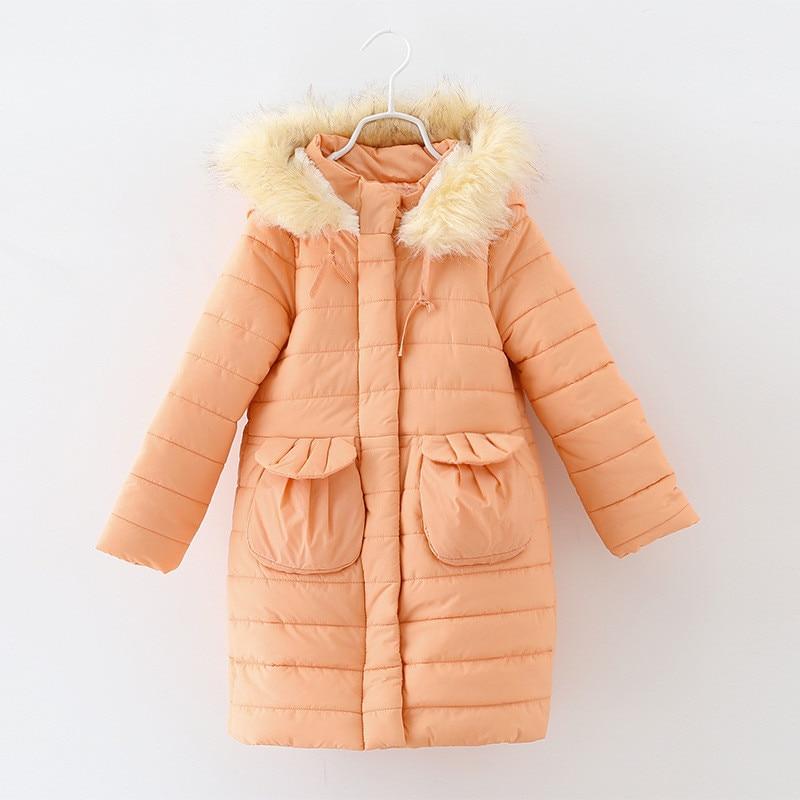 Top Quality Kids Winter Coat Fashion Children Warm Plus Thick Down Jacket For Girls Hooded Cartoon Down Parka Outerwear солнце neutrogena spf100 88ml