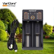 VariCore V20i 18650 charger 1.2V 3.7V 3.2V 3.85V AA / AAA 18350 26650 10440 14500 16340 25500 NiMH lithium battery charger