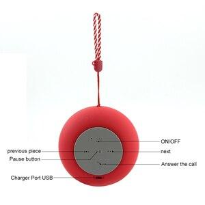 Soft Fabric Bluetooth Speaker