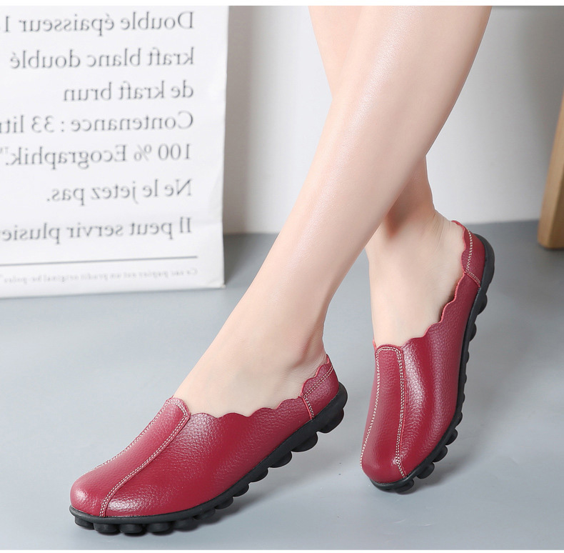 LL 982 Spring Autumn Women Loafers-19