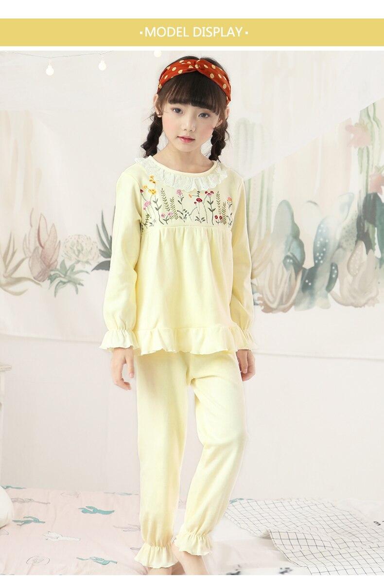 Girl Pajama Cotton 10