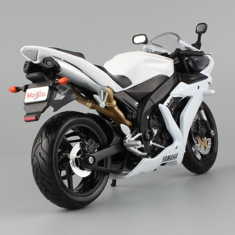 Yamaha Supercross YZF R1 Model Toy Motorcycle 19