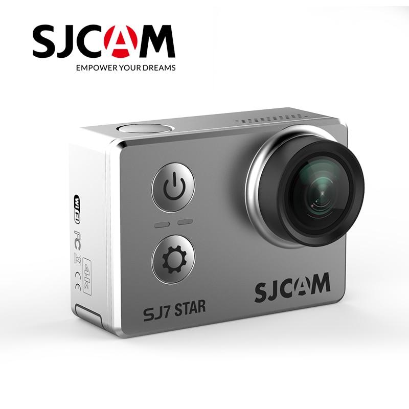 Original SJCAM SJ7 STAR Ambarella Action Camera 4K Ultra HD WiFi DVR Car Camera Underwater Waterproof Mini Drone Video Camera in Sports Action Video Camera from Consumer Electronics