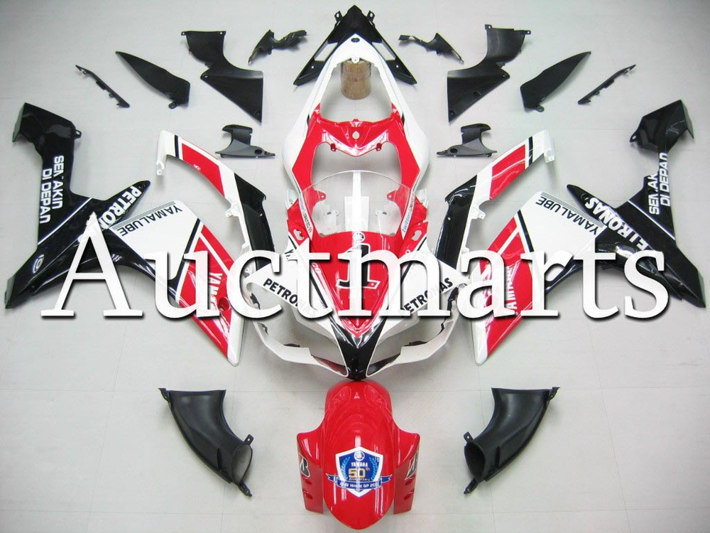 For Yamaha YZF 1000 R1 2007 2008 YZF1000R inject ABS Plastic motorcycle Fairing Kit  YZFR1 07 08 YZF1000R1 YZF 1000R CB21 hot sales 97 07 yzf1000r abs fairing kit for yamaha yzf 1000 r thunderace 1997 2007 blue