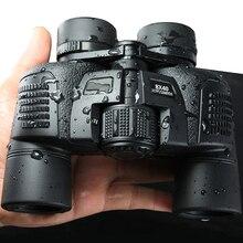 8X40 Zoom Professional Hunting Telescope  binoculars High Quality Big Clear Vision No Infrared Waterproof Binocular Black