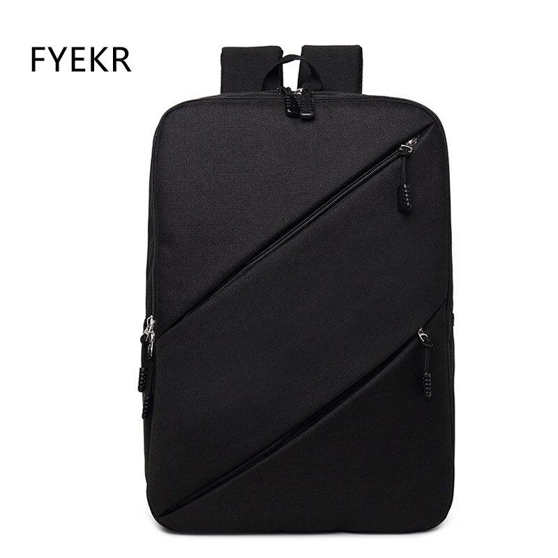 2018 hommes sac à dos Oxford ordinateur portable grande capacité sacs à dos femmes sacs d'école pour les adolescentes mode mâle voyage sac à dos Mochila