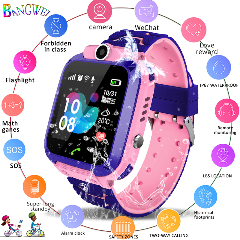 Smart watch LBS Kid SmartWatches Baby Watch for Children HD camera SOS Call Location Finder Locator Tracker Anti Lost MonitorSmart watch LBS Kid SmartWatches Baby Watch for Children HD camera SOS Call Location Finder Locator Tracker Anti Lost Monitor