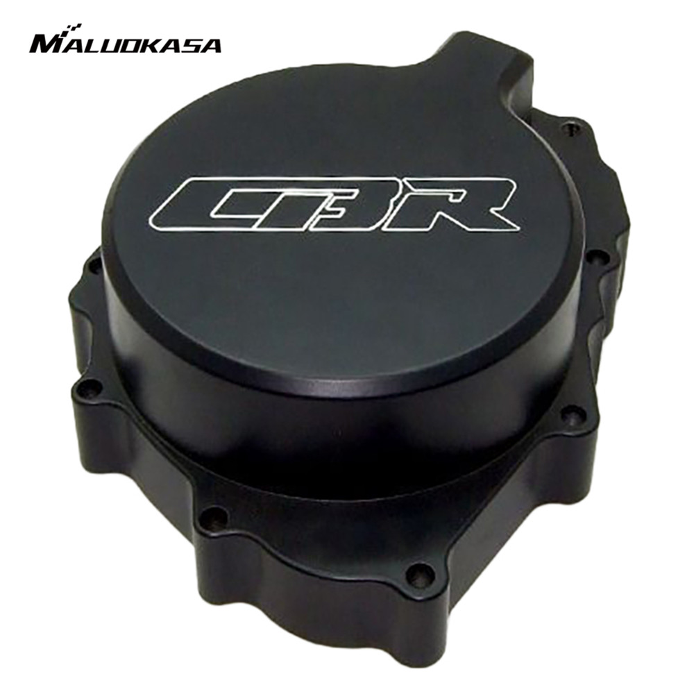 MALUOKASA Motorcycle Engine Stator Cover For Honda CBR 600 F4 F4i 1999 2000 2001 2002 2003 2004 2005 2006 2007 2008 2009-2012 neo chrome rear lower control arm lca for honda civic 2001 2005 e2c