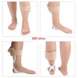 Image 3 - מתכוונן הקרסול Brace ישור קרסול לעטוף מתקן סד הקלה כאבי רגליים הגנה מתקנת סד סד