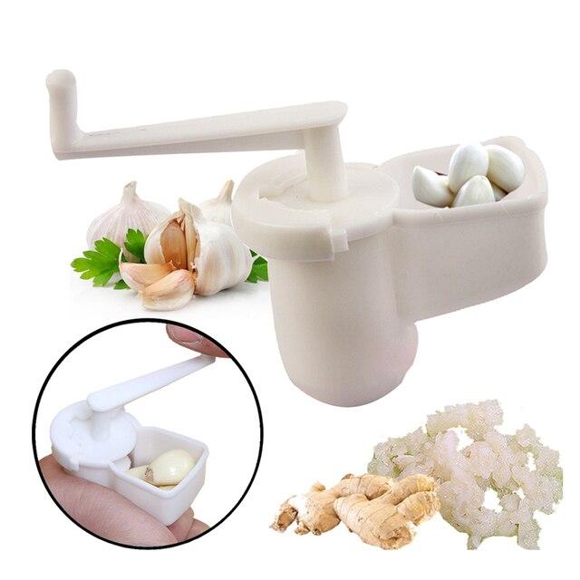 Новый кухонный инструмент картофеля чеснокодавилка фрукты инструмент для овощей прессы для чеснока и имбиря Кухня инструмент самых продаваемых