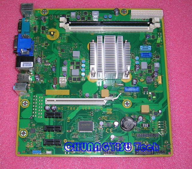 Free shipping CHUANGYISU for original Pro 405 G1 motherboard MS-7863 AMD  A4-5000