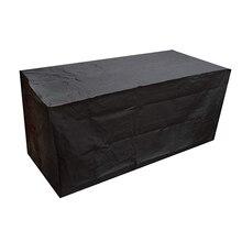 420D Оксфорд водонепроницаемый садовая мебель чехол для ротанга стол куб стул диван пылезащитный непромокаемый открытый патио защитный чехол