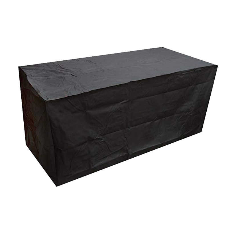 420D Oxford Waterproof Garden Furniture Cover For Rattan Table Cube Chair Sofa Dustproof Rainproof Outdoor Patio Protective Case