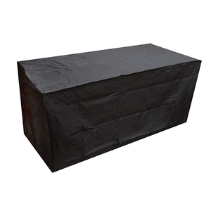 420D Oxford Waterproof Garden Furniture Cover For Rattan Table Cube Chair Sofa Dustproof Rainproof Outdoor Patio Protective Case(China)