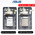 N070ICN-GB1 e LD070WX4-SM01 Display LCD Touch Screen Digitizer Assembly Vetro Per Asus Blocco Note HD7 ME173 ME173X K00B Display