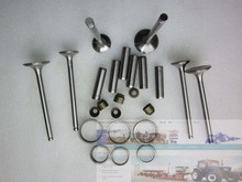 Laidong KM385BT the KM385BT the set of valves groups including valves, guide, valve stem and valve seat