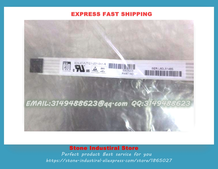 ФОТО New Original PN:139212-000 SCN-AT-FLT12.1-Z01-0H1 Touch Screen 100% Tested Good Quality