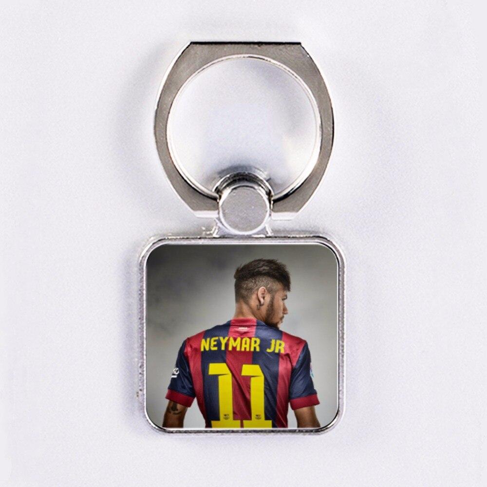 2019 Latest Design Jr Neymar Football Phone Ring Grip Holder Mount Stand Universal Gift