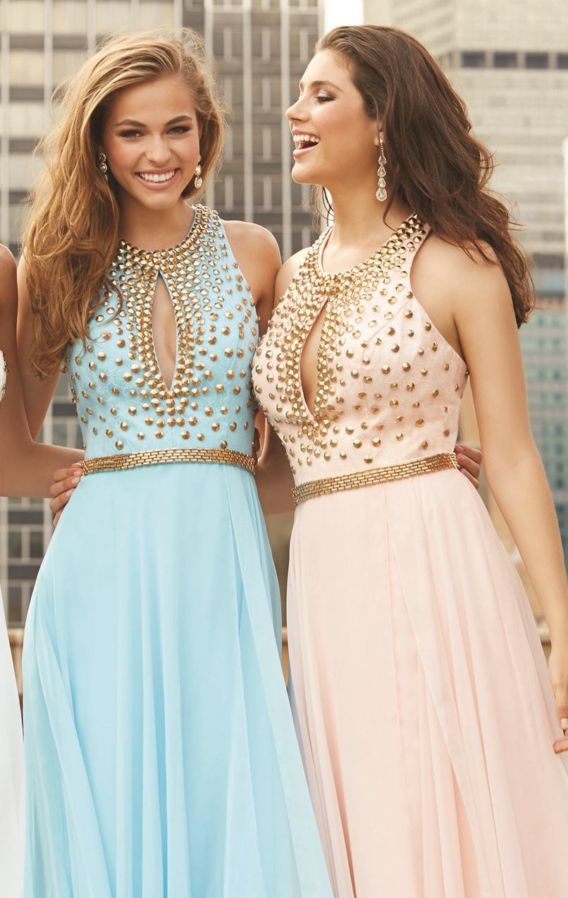 Medium Of Boho Prom Dresses
