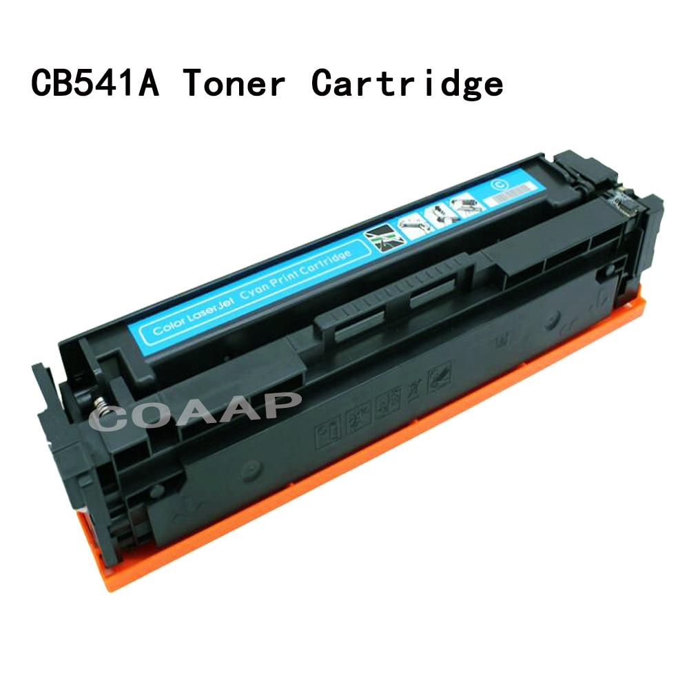 4Pk Generic CB540A CB541A CB542A CB543 Toner For HP Color Laserjet CM1312 CP1215