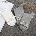 [EIOISAPRA] носки ручной работы в стиле колледжа, модные носки в Корейском стиле принцессы, женские модные носки в японском стиле Харадзюку