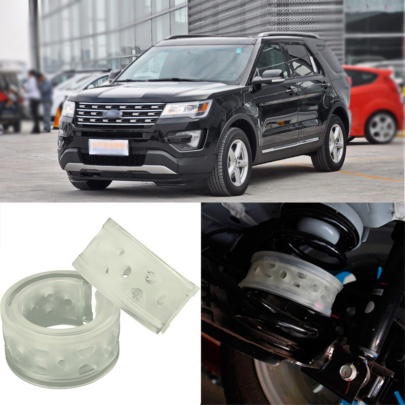 For Ford Explorer High Quingity Front /Rear Car Auto Shock Absorber Spring Bumper Power Cushion Buffer  high quality front rear car auto shock absorber spring bumper power cushion buffer for volvo xc70