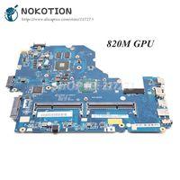 NOKOTION For Acer aspire E5 511 E5 511G Laptop Motherboard NBMQX11005 A5WAM LA B981P 820M GPU DDR3L